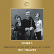 Kaskados. Music For Piano Trio