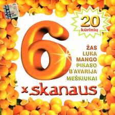 6 X SKANAUS