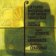 AUKSINIS CD 2011
