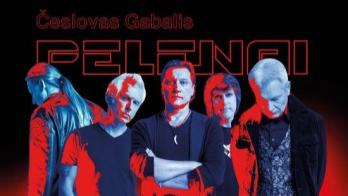 Grupė PELENAI ir Česlovas Gabalis. Gyvo garso koncertas | RADVILIŠKIS