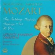 MOZART. 3 Zalcburgo simfonijos, Simfonija Nr.5 B-dur