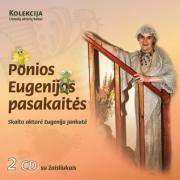 Ponios Eugenijos pasakaitės (2 CD). Varliuko pasakos