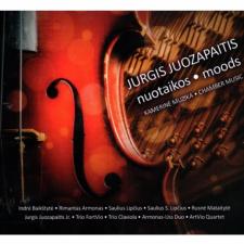 Nuotaikos. Kamerinė Muzika (Moods. Chamber Music)