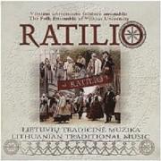 RATILIO. LIETUVIŲ TRADICINĖ MUZIKA (2 CD)