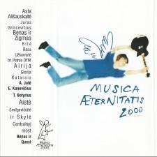 MUSICA AETERNITATIS 2000