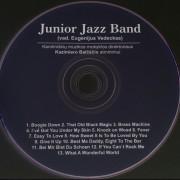 Junior Jazz Band. Karoliniškių muzikos mokyklos direktoriaus Kazimiero Balčėčio atminimui