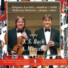 J. S. BACH; A. MARCELLO