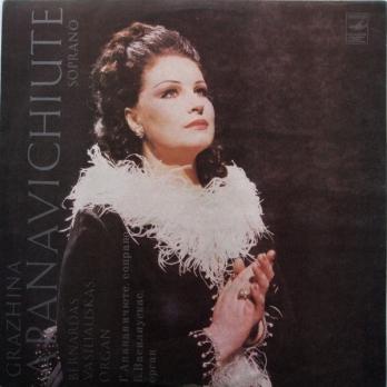 Gražina Apanavičiūtė - Operų Arijos
