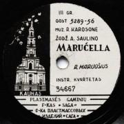 Maručella / Žmona