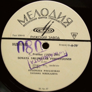 Sonata Smuikui Ir Fortepijonui A-dur (César Franck)