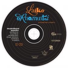 Laiko Ornamentai: Iš Praeities Į Praeitį (2 CD)