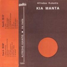 Kia Manta