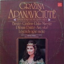 Lietuvių Kompozitorių Operų Arijos