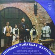 Dainuoja Eduardas Kaniava