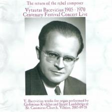 Vytautas Bacevičius 1905-1970 Centenary Festival Concert Live