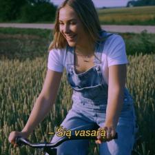 ŠIĄ VASARĄ (Singlas)