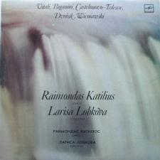 Čakona / Kampanela / Jūros Šnabždesys / Figaro / Romantinės Pjesės / Variacijos Originalia Tema