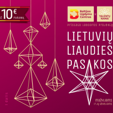 15 Lietuvių Liaudies Pasakų Mažyliams Ir Jų Tėveliams (I Dalis)