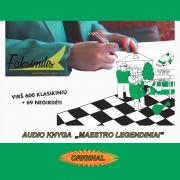 MAESTRO LEGENDINIAI (AUDIO KNYGA)
