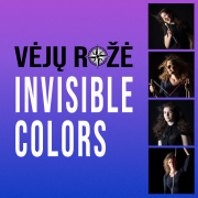 INVISIBLE COLORS