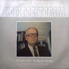 Vargonų Ir Simfoninė Muzika (Teisutis Makačinas)