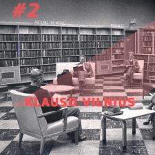 #2 viena valanda bibliotekoje