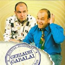 GERIAUSI GABALAI