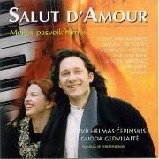 SALUT D'AMOUR (MEILĖS PASVEIKINIMAS)