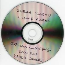 SULAUKĘ RUDENS (SINGLAS)