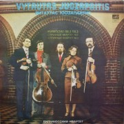 Kvartetas Nr. 2, Nr. 3 (Vytautas Juozapaitis)
