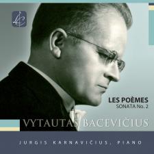 Vytautas Bacevičius. Les Poèmes