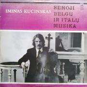 Senoji Belgų Ir Italų Muzika