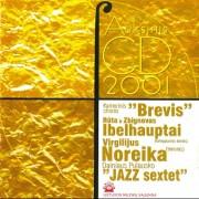 AUKSINIS CD 2001