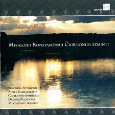 Mikalojui Konstantinui Čiurlioniui Atminti