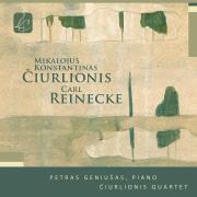 Mikalojus Konstantinas Čiurlionis, Carl Reinecke