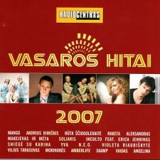RADIOCENTRAS. VASAROS HITAI 2007