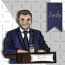 ANDY (Singlas)