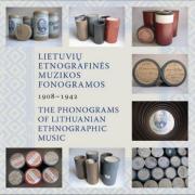 Lietuvių etnografinės muzikos fonogramos 1908-1942