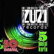 5 METAI KARTU. ZUZI RECORDS