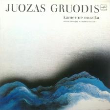 KAMERINĖ MUZIKA (JUOZAS GRUODIS)