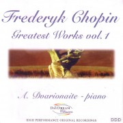 F. CHOPIN GREATEST WORKS VOL. 1