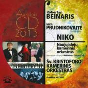 Auksinis CD 2015
