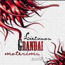 LIETUVOS GRANDAI MOTERIMS 2008