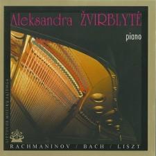PIANO (RACHMANINOV, BACH, LISZT)