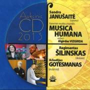 AUKSINIS CD 2013