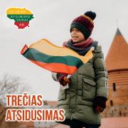 TREČIAS ATSIDUSIMAS (Singlas)