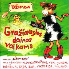 GRAŽIAUSIOS DAINOS VAIKAMS