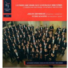 Alexander Scriabin • Osvaldas Balakauskas • John Adams (2 CD)