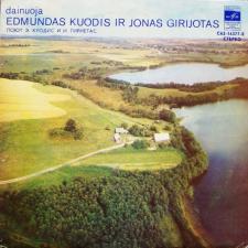 Dainuoja Edmundas Kuodis Ir Jonas Girijotas