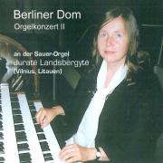 Berliner Dom Orgelkonzert II